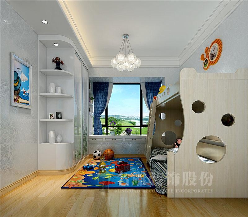 男童房装修效果图